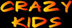 przeźroczyste logo Crazy Kids